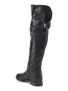 FABIANELLI Made In Italy Leather Boot