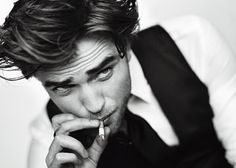 Robert Pattinson #toosexy