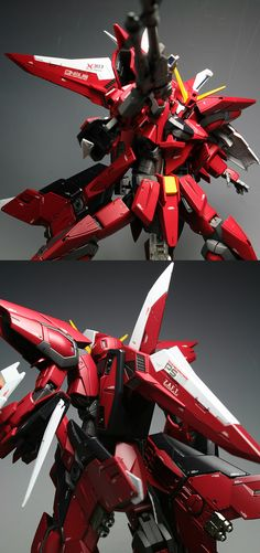 gunjap - MG 1/100 GAT-X303 Aegis Gundam: Custom Build by jambin2007 on Yahoo![Japan] Auction [42,000 Yen]: Big Size Images & related Link
