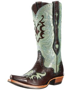 Ariat Women's Rienda Boot - Subtle Chocolate/Rodeo