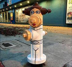 Fire Hydrant by Tom Bob in Long Beach, California, USA, 2018