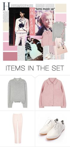 """Sassy but Classy..."" by saranghandamiina ❤ liked on Polyvore featuring art, botkpg and stylishpanda"