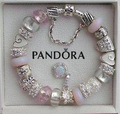 Opal beads for bracelet.