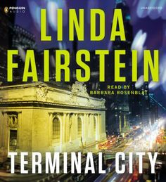 Another breakneck thriller that captures the essence of New York City, its glamour, possibilities, and endless capacity for darkness.  Audiobook.