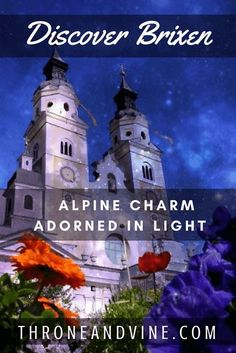 Discover the beauty of the charming village of Brixen/Bressanone, South Tyrol, Italy. Twice a year this village is transformed into a mystical and poetic light show.