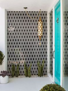 Christopher Kennedy Compound 2015 Modernism Week Show House Home Design, Web Design, Design Ideas, Exterior Design, Interior And Exterior, Retail Interior, Exterior Colors, Contemporary Interior, Luxury Interior