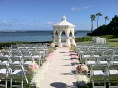 Wedding with a view #AtTheKahala