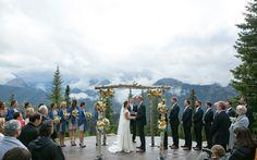 Liz And Chad Summer Aspen Mountain Wedding Guide