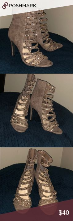 Jessica Simpson Jessica Simpson Heels. Size 5. Used - in good condition. Jessica Simpson Shoes Heels