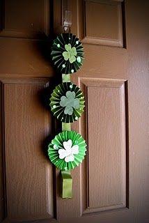 Alternate St. Patrick's Day Decor