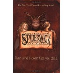 Spiderwick Chronicles by Holly Black & Tony DiTerlizzi (@OpheliaRG)