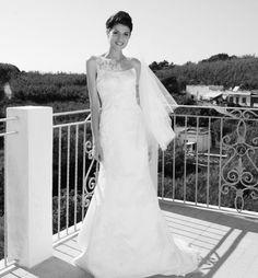 Dress: FORTUNATI http://www.peterlangner.it/en/bridal-collections/vienna/prodotto/50-fortunati.html