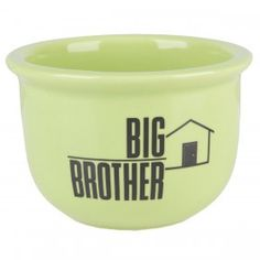 Big Brother Logo Bowl [Green]