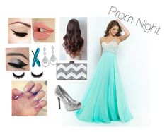 """""""Prom Night"""" by racheloutfitsupreme ❤ liked on Polyvore"""