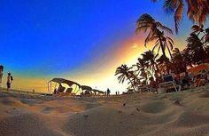 Playa El Yaque Los paisajes venezolanos que solo puedes ver en Instagram
