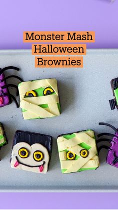 Halloween Baking, Fete Halloween, Halloween Goodies, Halloween Food For Party, Halloween Desserts, Halloween Cakes, Holiday Desserts, Holiday Treats, Halloween Treats