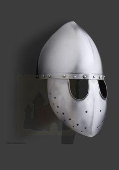 Helm Cabaset Sanguessa mit Visier von Marshal Historical