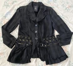 Metalhead, Matilda, Cloths, Thrifting, Personal Style, Fashion Outfits, Money, Denim, Dark
