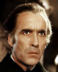 Christopher Lee (May He passed away from respiratory problems at age Hammer Horror Films, Hammer Films, Horror Movies, Comedy Movies, Gary Cooper, Hot Actors, Actors & Actresses, Heavy Metal, Christopher Lee