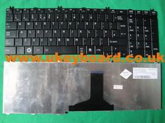 Toshiba Satellite L670 L670D Laptop Keyboard UK Keyboard