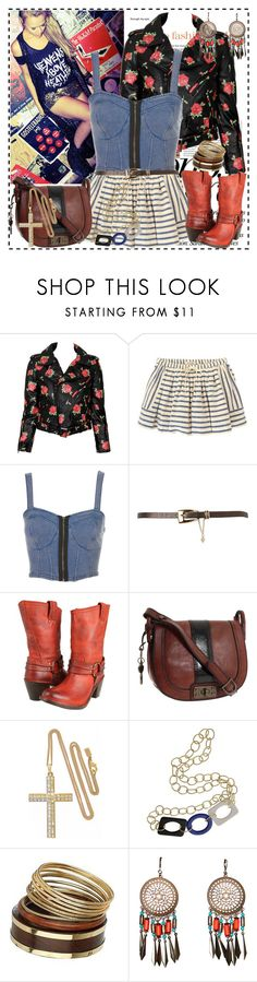 """""""[Insert InSaNe title here]"""" by sweet-jolly-looks ❤ liked on Polyvore featuring MadeMe, Jack Wills, Jane Norman, Frye, FOSSIL, Kenneth Jay Lane, Isharya, Miss Selfridge and MANGO"""