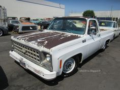 My 80 C10 rusty Chevy