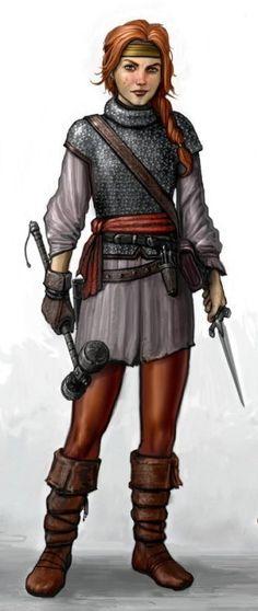 Character Portraits character idea inspiration D&D