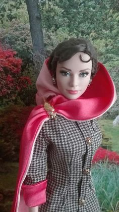 Silkstone Barbie Audrey Hepburn as Sabrina