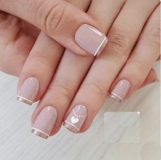 Nails Only, My Nails, Long Nail Designs, Minimalist Nails, Nail Decorations, Manicure And Pedicure, Spring Nails, Long Nails, Never Give Up