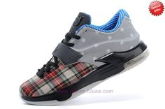 """KDVII-032 University Red/Black-White """"Canvas"""" Nike KD 7 EXT For Cyber Monday"""