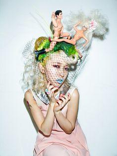 Selina style // Harajuku fashion