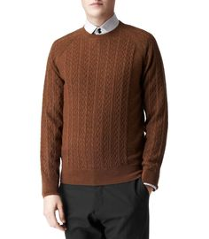 Reiss Knight AW12 New Arrivals - One more jumper can't hurt...