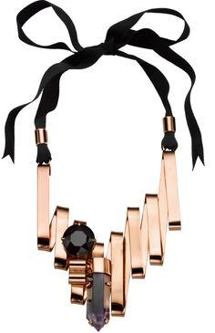 Mawi Jewelry: Fall 2012...if I had the $ to splurge, best believe I would.