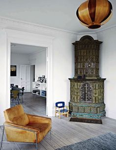 i could live here: a fashion designer's home in copenhagen.