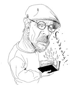 Elmore Leonard's 10 Rules of Writing (h/t @Maria Popova) Thought of @Wendy :) and @Laurel Holman when I saw these.