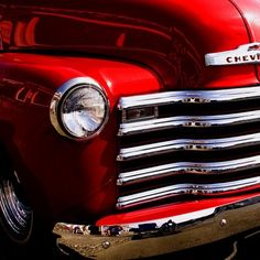 53 Chevy Front end.