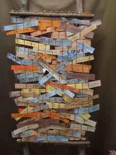 prayer loom: Church Ideas, Prayer Stations, Worship Idea, Prayer Loom ... Prayer Wall, Prayer Room, Prayer Board, Prayer Corner, Prayer Stations, Youth Rooms, Ideas Prácticas, Wall Ideas, Religious Education