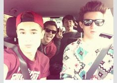 Ricky connor jc and kian