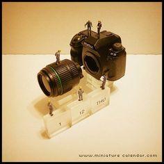 1.12 thu -Lens Replacement-    久しぶりに200円のガチャガチャをやってみました。。出てきたのがこれです。さっそく役にたってますw
