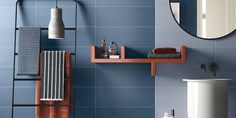 PIASTRELLE PLAY, bathroom modern ceramica double-fired wall tile Imola 20x60 хочется сьесть)