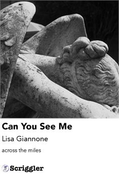 Can You See Me by Lisa Giannone https://scriggler.com/detailPost/story/55140 across the miles