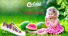 Child eating watermelon in the garden. Healthy snack fo… Child eating watermelon in the garden. Healthy snack for children. Little girl playing in the garden holding a slice of water melon. Watermelon Photo Shoots, Watermelon Pictures, Eating Watermelon, Watermelon Baby, Watermelon Patch, Watermelon Nutrition, Cute Baby Pictures, Baby Photos, Baby Images