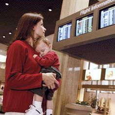 Traveling with a baby is easier said than done, especially on flights. Have a smooth trip with these tips, like how to manage crying and breastfeeding. Traveling With Baby, Travel With Kids, Traveling Tips, Family Travel, Flying With A Baby, American Academy Of Pediatrics, Birth Certificate, Baby Health, Baby Needs