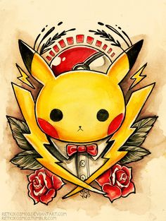 Pikachu Flash by RetkiKosmos