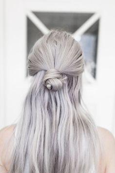 Moda: el pelo de la abuela ahora es tendencia