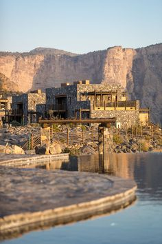 Daniel Allen (www.daniel-allen.net) recently visited Alila Jabal Akhdar and took these amazing photos...