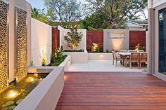 jardines y casas: RINCONES DEL JARDIN