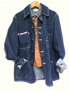 coverall + vest + shirt