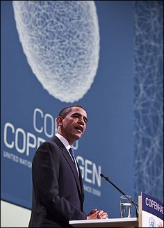 Summit speech ... Barack Obama's plea on climate change