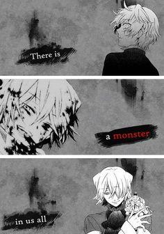 Anime : Pandora hearts